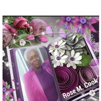 Rose Mae Cook