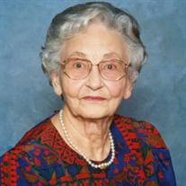 Frances Rose Williams