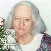 Florence Irene Yoder