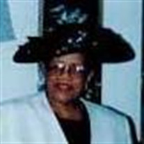 Mrs. Bessie Lee Pettway