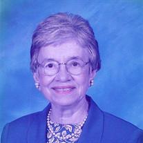 Mildred Ellen Marshall