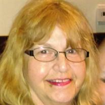 "Mrs. Patricia ""Pat"" Ann [nee Guliano] Brown"