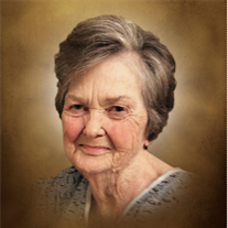 Mrs. Virginia Jordan Patterson