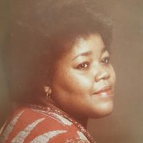Clara Marie Johnson