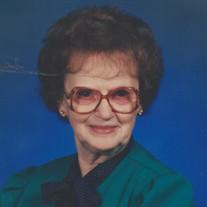Mrs. Myrtle R. Goodman Roquemore Ragsdale