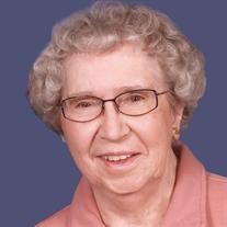 Vaudene Frances Emanuel