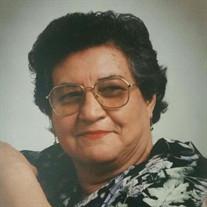 Maria Elodia Gonzalez