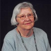 Mary  Ellen Lacy (née Carter)