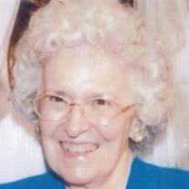 Alice Louise Minnear