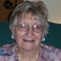 Edith Elnora Blomgren