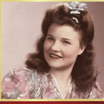 Annie Mae Copeland Baine