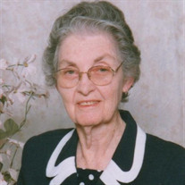 Mrs. Melba Cannon Dodgen