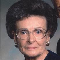 Betty Jo Borchers