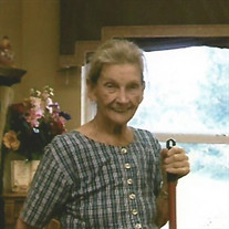 Mrs. Tressie Lorene Miller