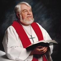Rev. Daniel  Thomas Moriarity