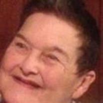 Mrs Velda Harris Britton