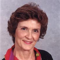 Glennie Fay Wallace Evans