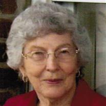 Mrs. Georgia Jan Long