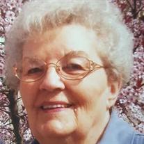 Winnifred Eleanor Martelle