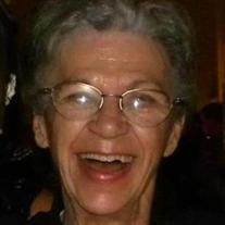 Ms. Patsy Arleene Scott