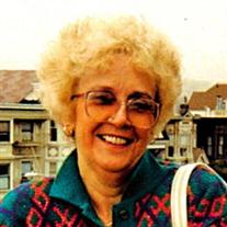 Margaret Virginia Hillin Dupree
