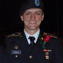 Sgt. Kyle  Clayton Thomas, MSARNG