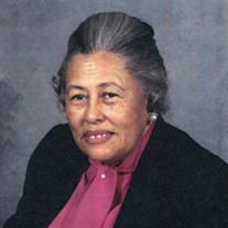Alverta E. Lewis