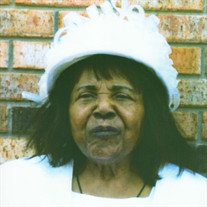 Mrs. Mabel Ann-Catherine McClain Brooks