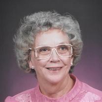 Evelyn Montee Jones