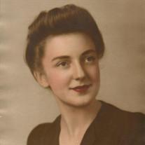 Mrs. Bernice Alicia Klein