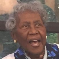 Pearl Louise Wortham Thompson