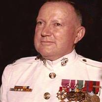Colonel Paul F. Lessard USMC Ret.