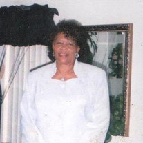 Mrs. Cora Lee Scott