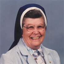 Sister Mary Alvita Maguire SSND