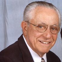 """Mr.  William Charles """"Bill"""" Stebbins"""