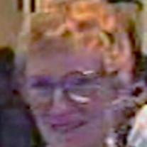 Rosemarie  Boucher