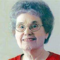 Georgia E. Weaver