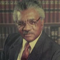 Rev. Jesse Raymond O'Conner Sr.