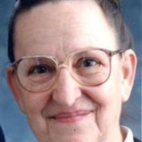 Frances Clare Abts Robinson
