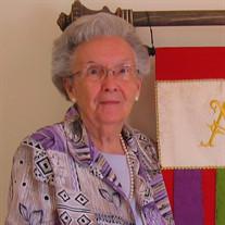 Mrs. Clara Louise Snipes