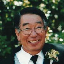 George Masatomo Uchishiba