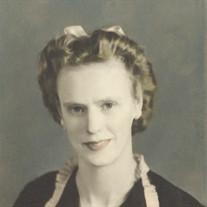 Ruth Irene McLean