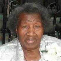 Mrs Geneva Simmons Hamilton