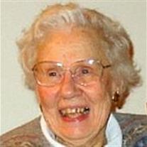Katherine Rebecca Mattthey Thomas