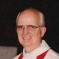 Pastor  Arne Carlson