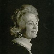 Constance Lesher McAllister