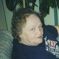 Shirley Temple Crossnoe