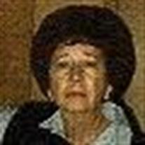 Janet Maggie Stephenson