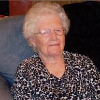 Alma McKinney