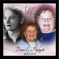 Dora E. Padgett